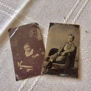 Other - Photo tins , old ,collector, last ones
